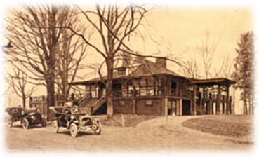 Historic picture of Coosa Country Clubhouse